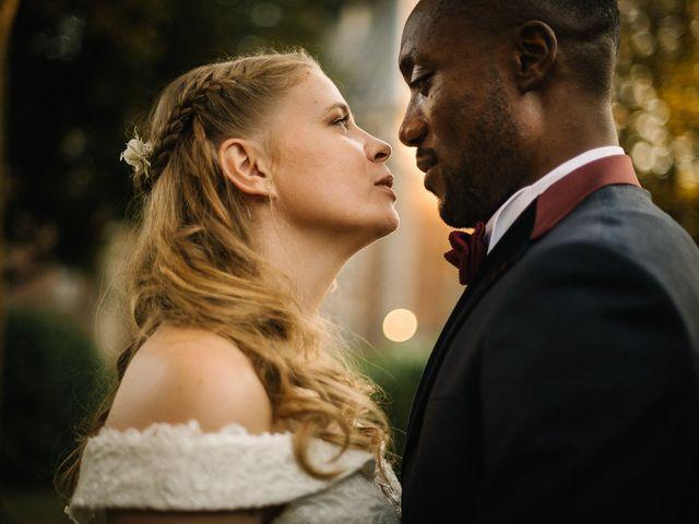 Le mariage de Cédric et Célia à La Sône, Isère 41