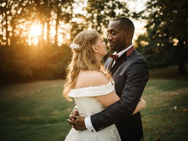 Le mariage de Cédric et Célia à La Sône, Isère 45