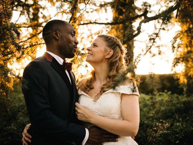 Le mariage de Cédric et Célia à La Sône, Isère 50