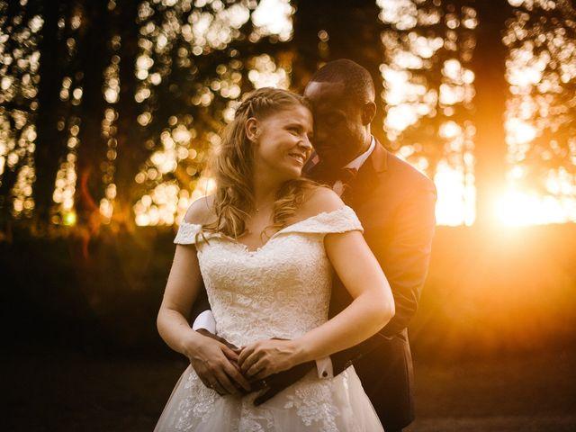 Le mariage de Cédric et Célia à La Sône, Isère 1