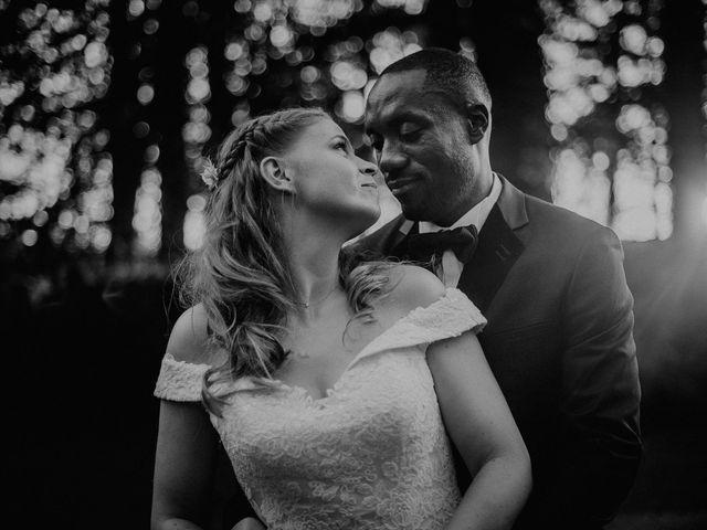 Le mariage de Cédric et Célia à La Sône, Isère 52