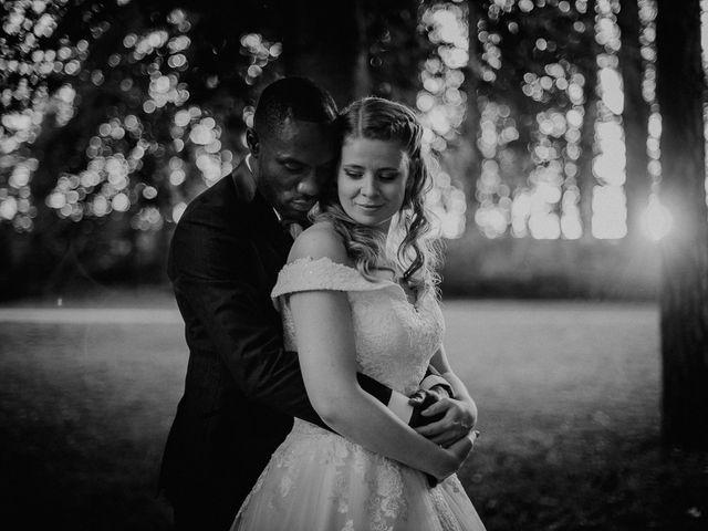 Le mariage de Cédric et Célia à La Sône, Isère 55