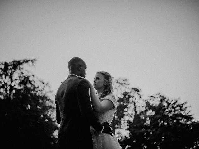 Le mariage de Cédric et Célia à La Sône, Isère 57