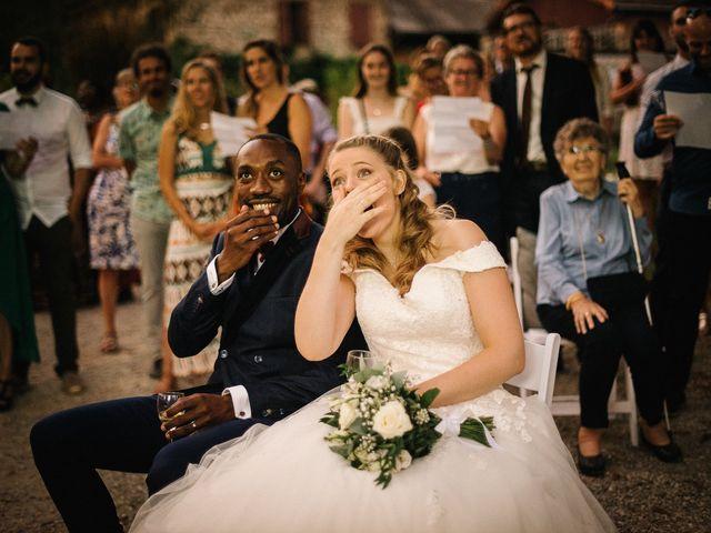 Le mariage de Cédric et Célia à La Sône, Isère 65
