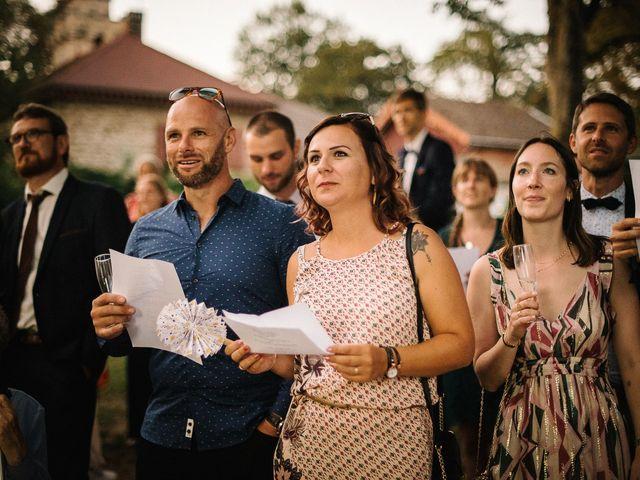 Le mariage de Cédric et Célia à La Sône, Isère 66