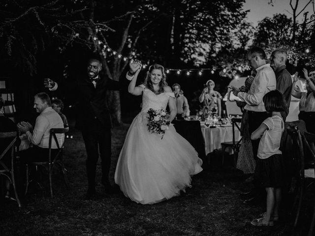 Le mariage de Cédric et Célia à La Sône, Isère 72