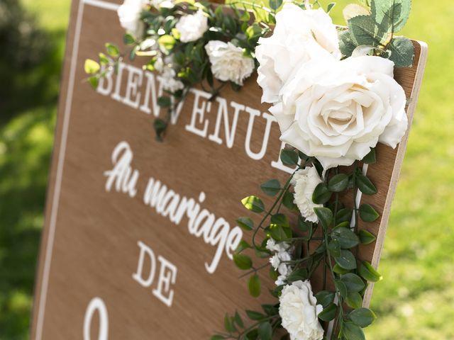 Le mariage de Julie et Jordane à Lommoye, Yvelines 9