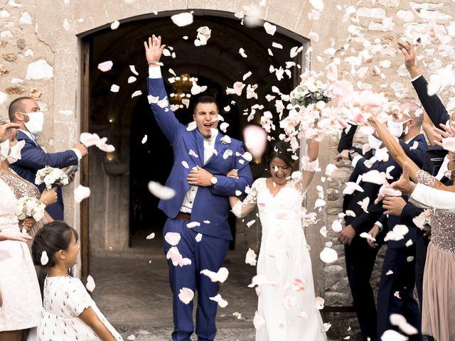 Le mariage de Julie et Jordane à Lommoye, Yvelines 35