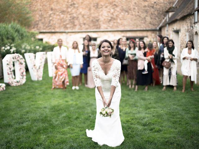 Le mariage de Julie et Jordane à Lommoye, Yvelines 52