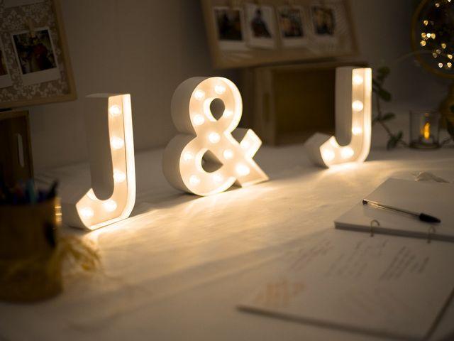 Le mariage de Julie et Jordane à Lommoye, Yvelines 56
