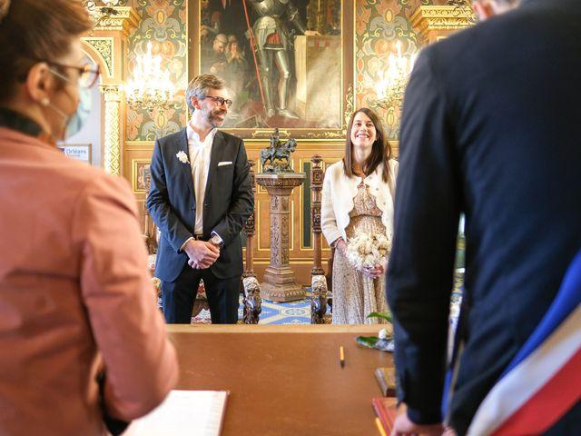 Le mariage de Thomas et Aude à Orléans, Loiret 2