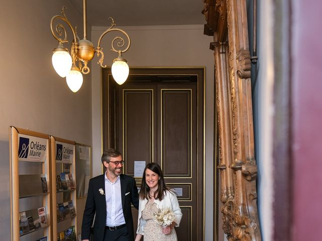Le mariage de Thomas et Aude à Orléans, Loiret 3