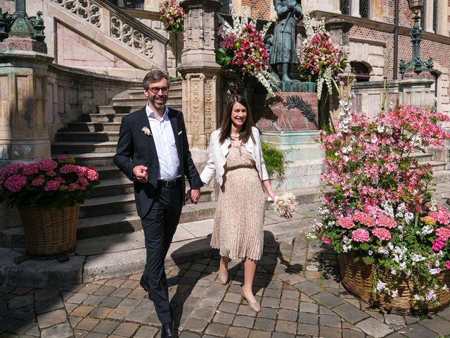 Le mariage de Thomas et Aude à Orléans, Loiret 4