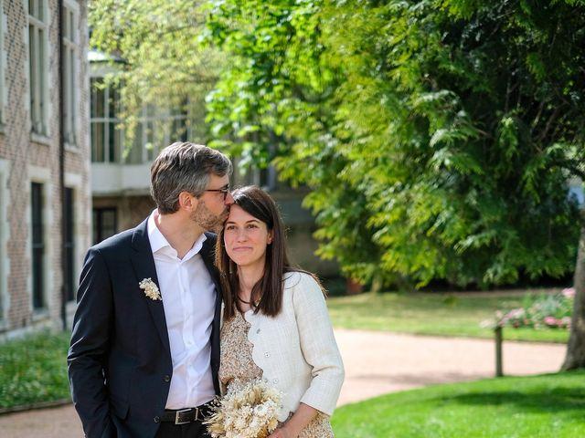Le mariage de Thomas et Aude à Orléans, Loiret 5