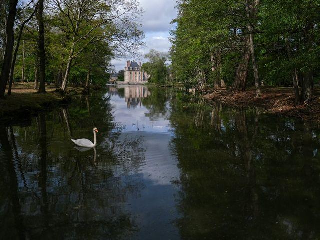 Le mariage de Thomas et Aude à Orléans, Loiret 12