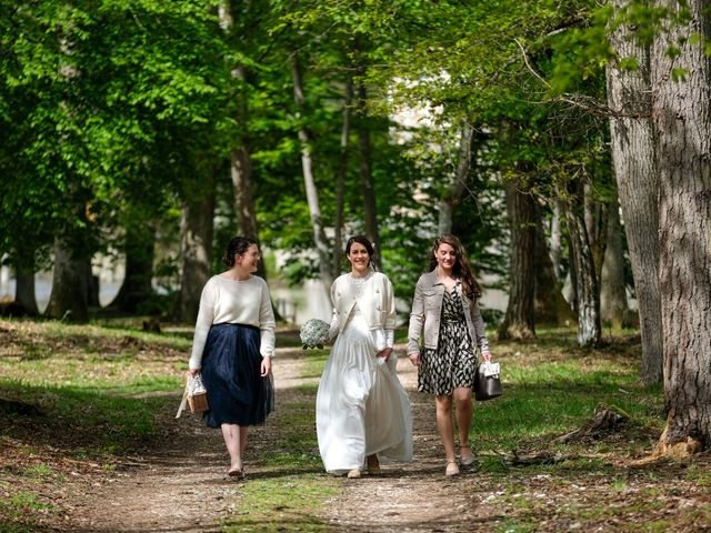 Le mariage de Thomas et Aude à Orléans, Loiret 13