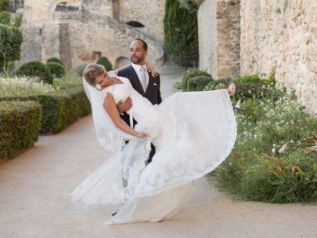 Le mariage de Bernard et Charlotte à Lauris, Vaucluse 1