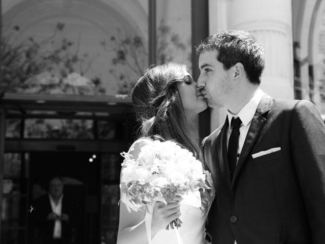 Le mariage de Benjamin et Myriam à Paris, Paris 5