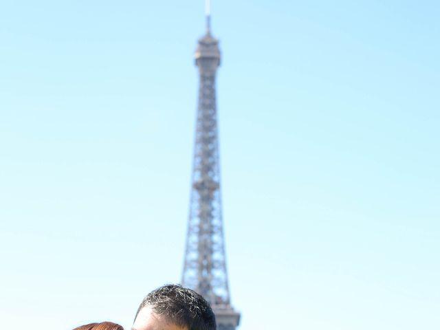 Le mariage de Benjamin et Myriam à Paris, Paris 6