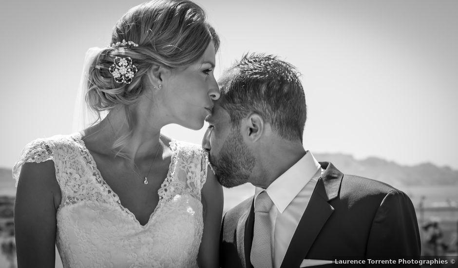 Le mariage de Bernard et Charlotte à Lauris, Vaucluse