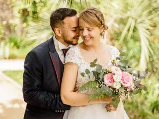 Le mariage de Cedric et Laëtitia