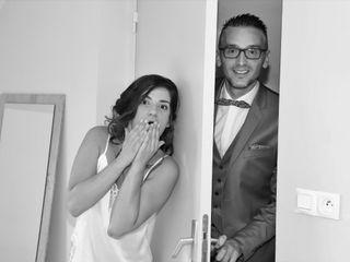 Le mariage de Carol et Franck