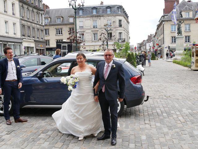 Le mariage de Cédric et Nolwenn à Compiègne, Oise 19