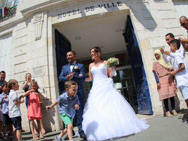 Le mariage de Thomas et Laura à Saint-Nazaire-sur-Charente, Charente Maritime 15