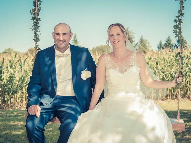 Le mariage de Guillaume et Emilie à Saint-Clair-de-la-Tour, Isère 1