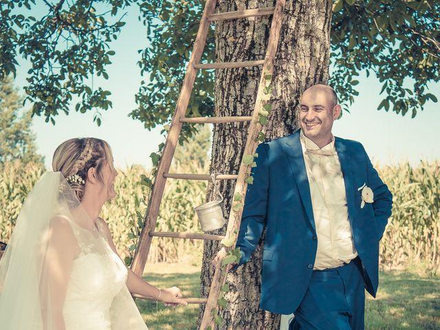 Le mariage de Guillaume et Emilie à Saint-Clair-de-la-Tour, Isère 4