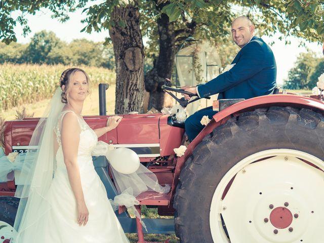 Le mariage de Guillaume et Emilie à Saint-Clair-de-la-Tour, Isère 2