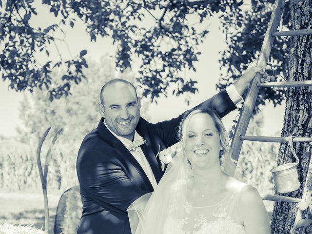 Le mariage de Guillaume et Emilie à Saint-Clair-de-la-Tour, Isère 5