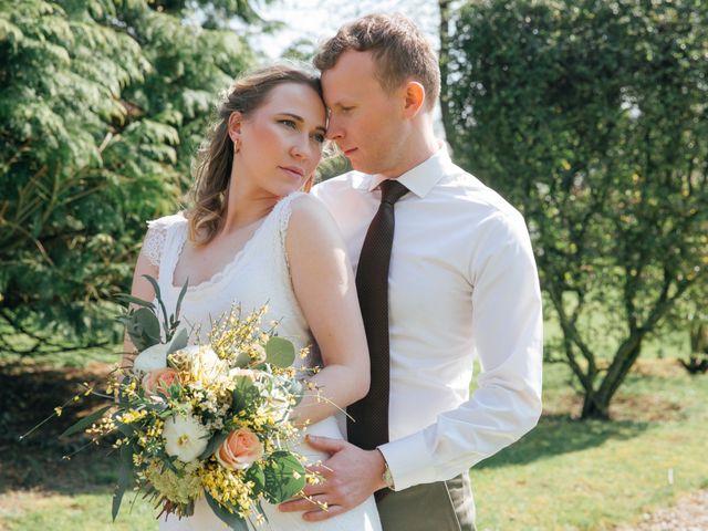 Le mariage de Eugene et Olga à Gex, Ain 8