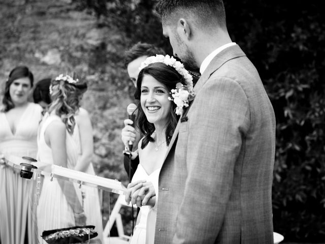 Le mariage de Brice et Cléo à Beaujeu, Rhône 22