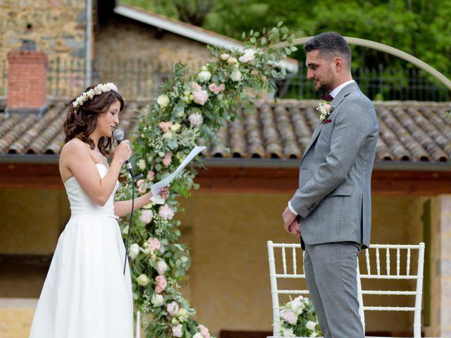 Le mariage de Brice et Cléo à Beaujeu, Rhône 23