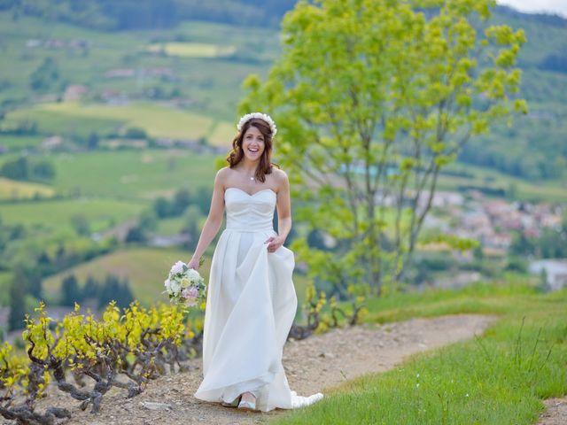 Le mariage de Brice et Cléo à Beaujeu, Rhône 29