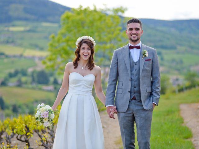 Le mariage de Brice et Cléo à Beaujeu, Rhône 30
