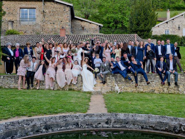Le mariage de Brice et Cléo à Beaujeu, Rhône 34
