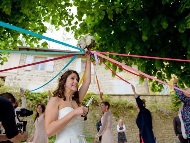 Le mariage de Brice et Cléo à Beaujeu, Rhône 37