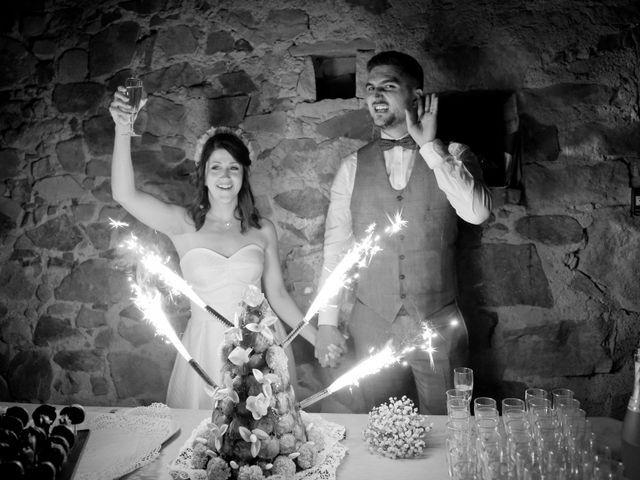 Le mariage de Brice et Cléo à Beaujeu, Rhône 43