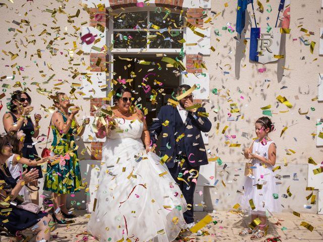 Le mariage de Marlène et Goeffrey