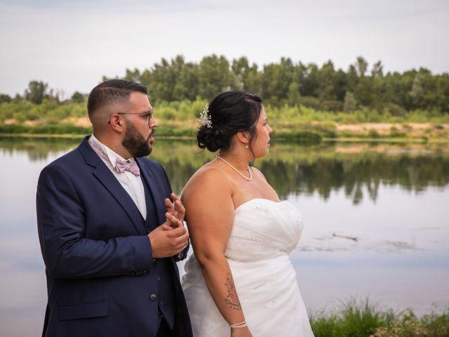 Le mariage de Goeffrey et Marlène à Avaray, Loir-et-Cher 1