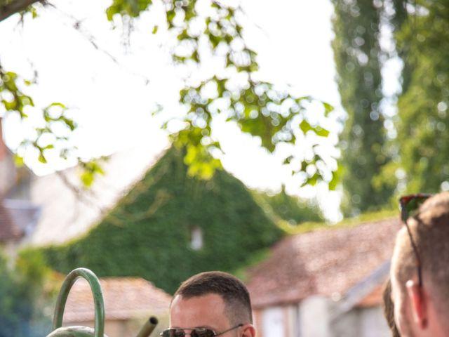 Le mariage de Goeffrey et Marlène à Avaray, Loir-et-Cher 14