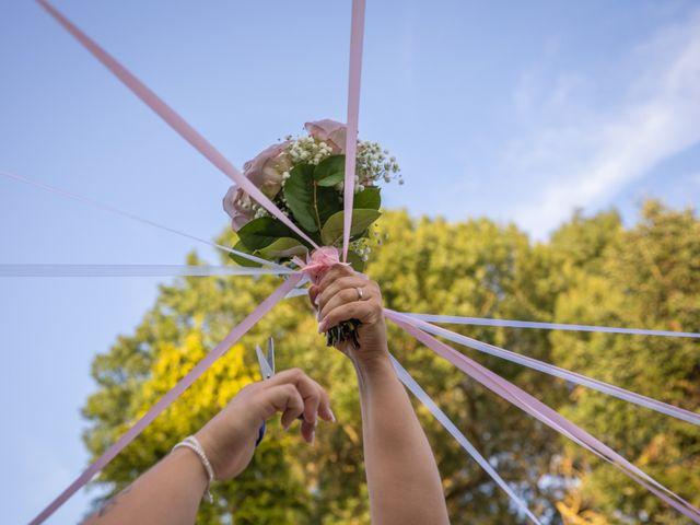 Le mariage de Goeffrey et Marlène à Avaray, Loir-et-Cher 20
