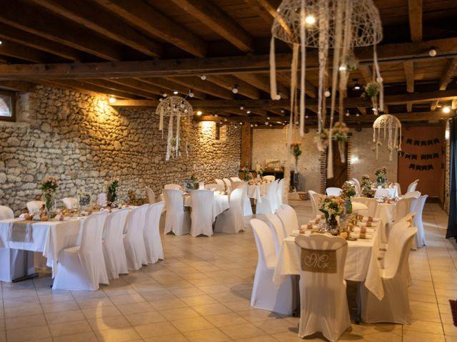 Le mariage de Goeffrey et Marlène à Avaray, Loir-et-Cher 21