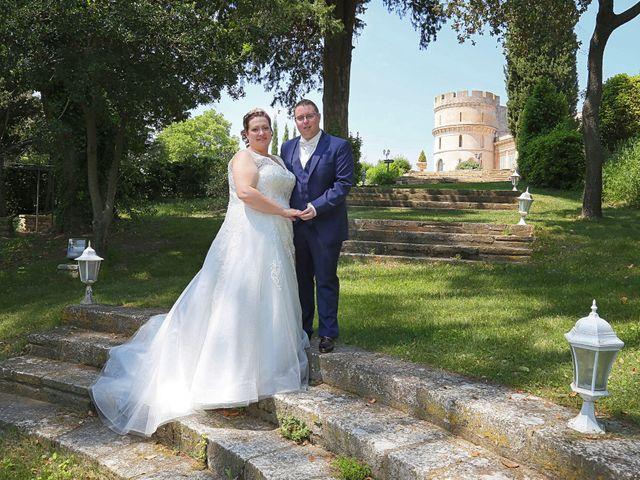 Le mariage de Auriane et Guillaume
