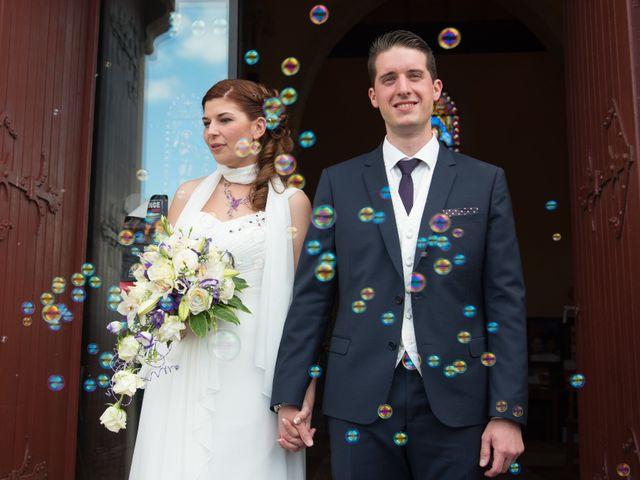 Le mariage de Paul et Audrey à Guerville, Yvelines 11