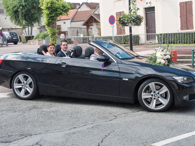 Le mariage de Paul et Audrey à Guerville, Yvelines 12