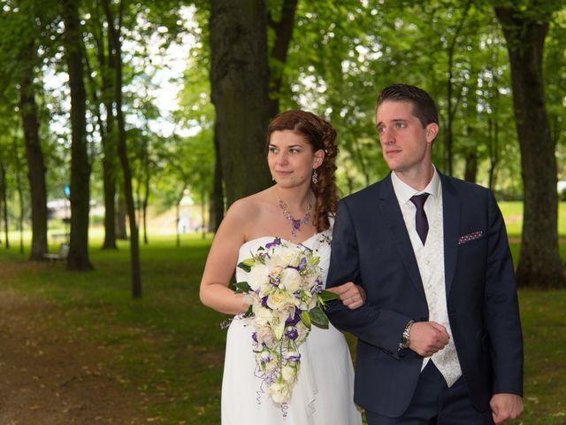 Le mariage de Paul et Audrey à Guerville, Yvelines 14