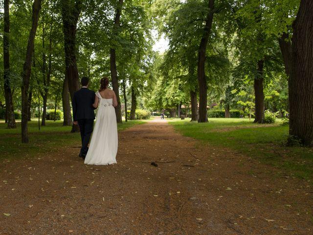 Le mariage de Paul et Audrey à Guerville, Yvelines 16